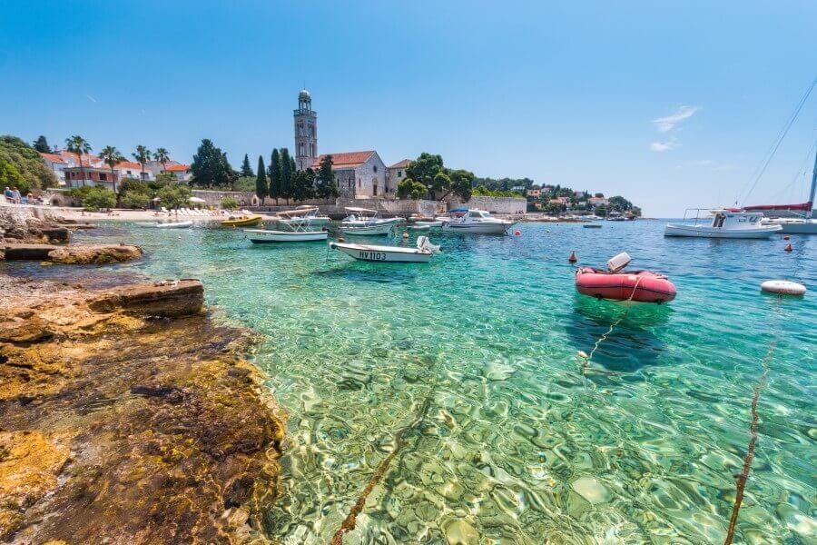 Blaue Reise Adria 2018 - kroatische Küste und Inseln entdecken